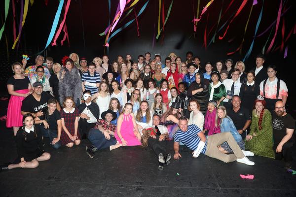 BWW Exclusive: Kristin Chenoweth's Broadway Bootcamp Wraps Up It's Third Year- Volume One!