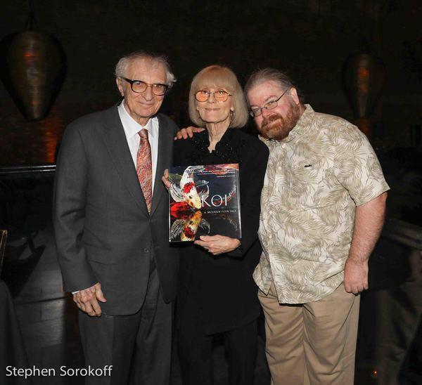 Photo Coverage: Sheldon Harnick, Margery Harnick & Matt Harnick Launch Their New Book KOI