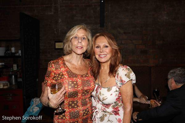 Sue Solomon & Marlo Thomas