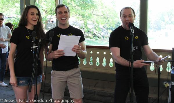 Madison Mitchell, Andrew Wilson, and William Waldrop