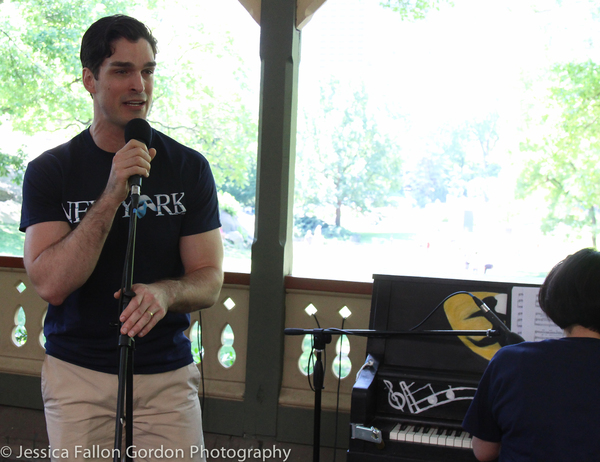Photo Coverage: Andrew Lloyd Webber Casts Unite to Sing for Hope!