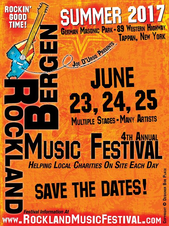 BWW Previews: ROCKLAND BERGEN MUSIC FESTIVAL at German Masonic Park