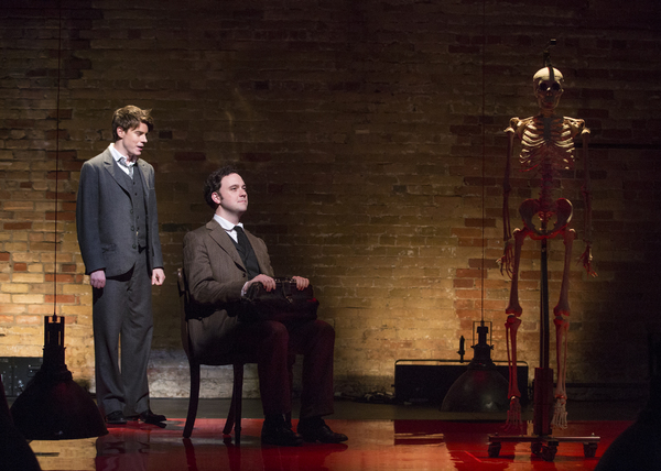 Photo Flash: Sneak Peek at Soulpepper's Upcoming Residency at Signature Theatre