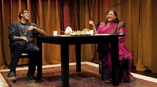 Ravi Jain and Asha Jain