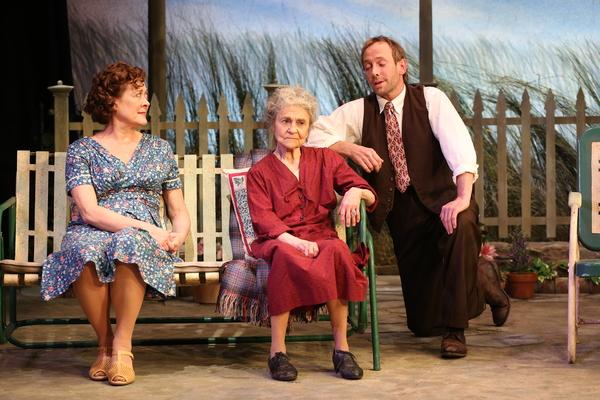 Karen Ziemba, Lynn Cohen and PJ Sosko Photo