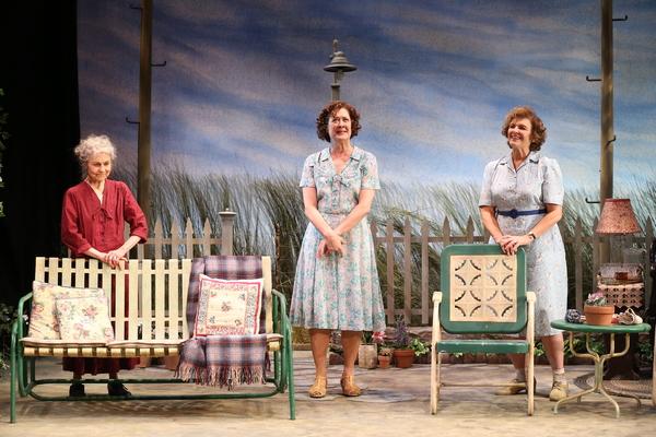 Lynn Cohen, Karen Ziemba and Angelina Fiordellisi Photo