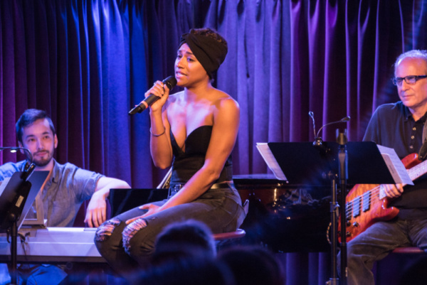 Photo Flash: Ariana DeBose, Stephanie Klemons and More Join On The Quays for HOW ABOUT LOVE? at The Green Room 42