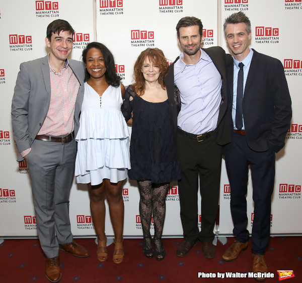 Bobby Moreno, Eboni Booth, Deirdre O'Connell, Frederick Weller and Abe Koogler  Photo