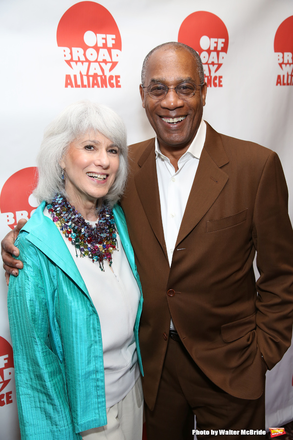Jamie deRoy and Joe Morton