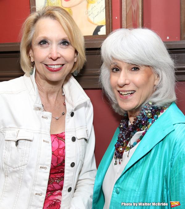 Julie Halston and Jamie deRoy
