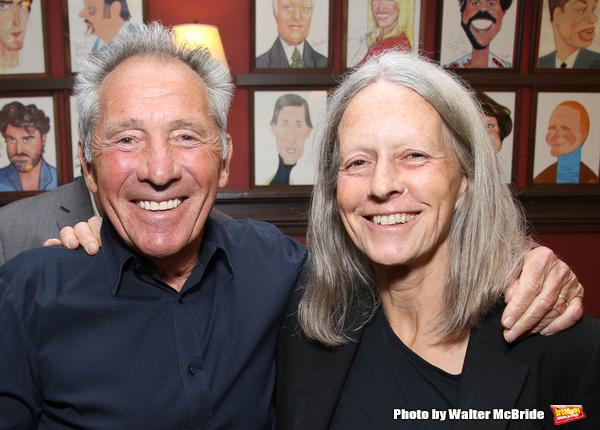 Israel Horovitz and Gillian Horovitz Photo