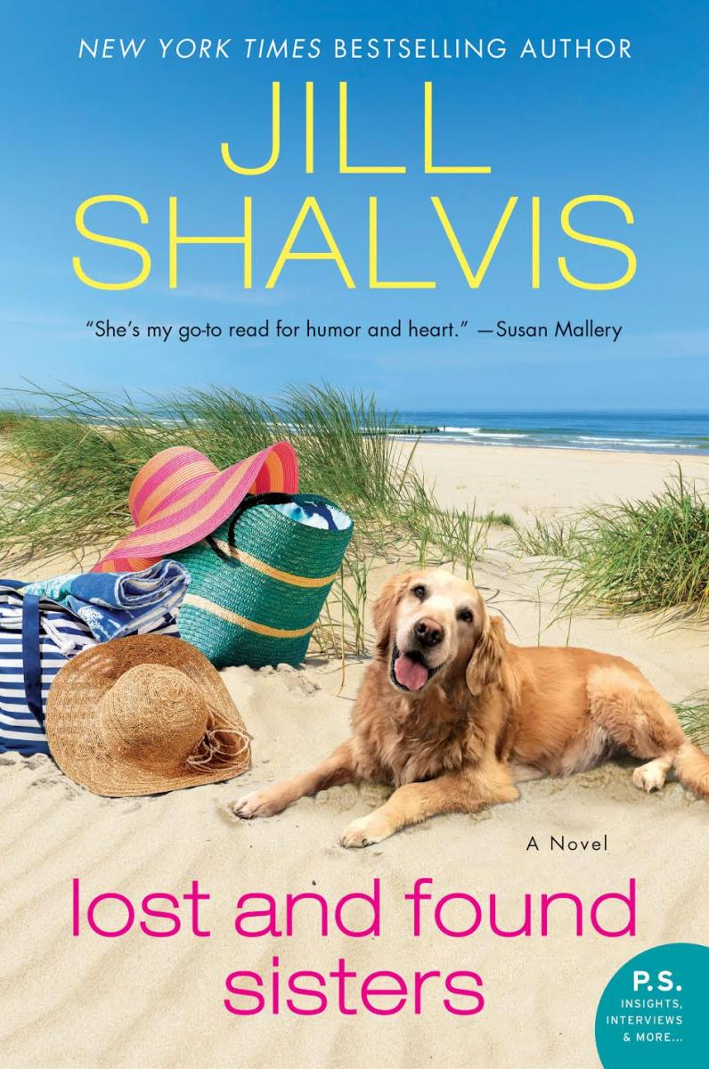 BWW Previews: Read a Special Excerpt from RAINY DAY FRIENDS by Jill Shalvis!