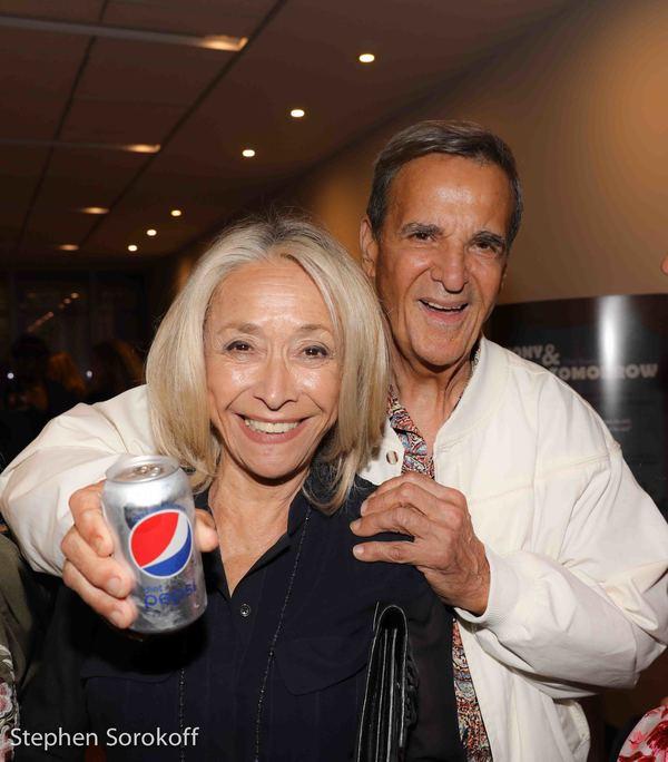 Eda Sorokoff & Joey Reynolds