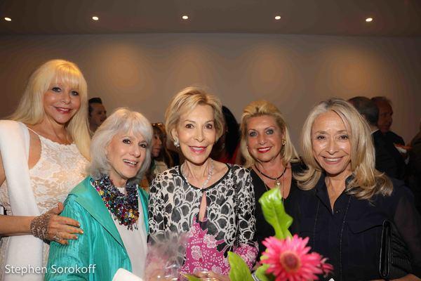Sunny Sessa, Jamie deRoy, Anka K Palitz, Christina Rose, Eda Sorokoff