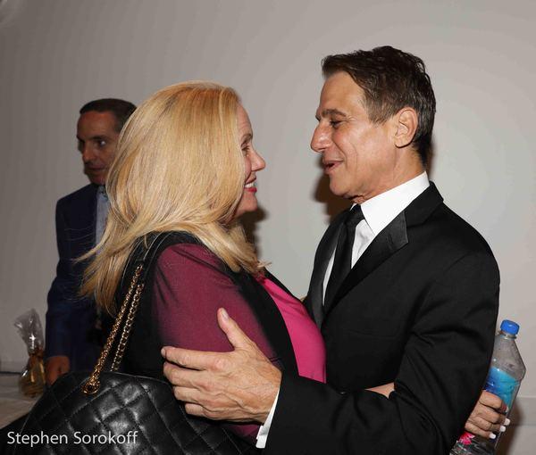 Tony Danza & Karen King