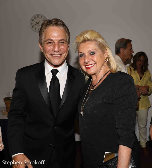 Tony Danza & Christina Rose
