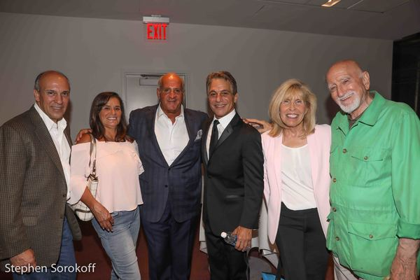 Steven Maglio, Debi Maldonado Maglio, Rinaldo Nistico, Tony Danza, Shelly Goldberg, D Photo