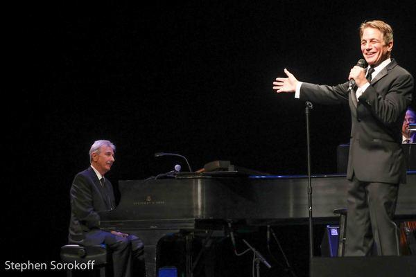 John Oddo & Tony Danza Photo