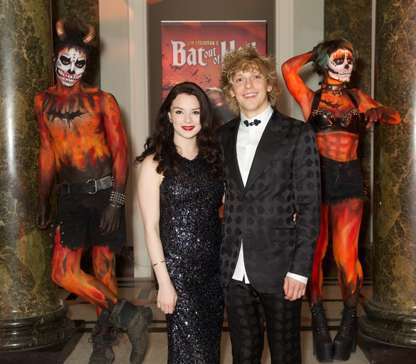 Photo Flash: Inside Opening Night of Jim Steinman's BAT OUT OF HELL