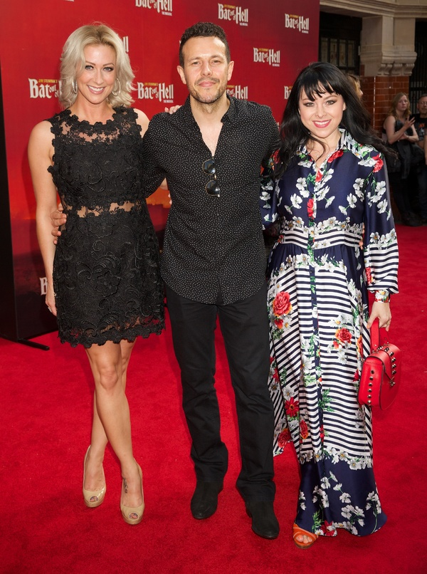 Faye Tozer, Lee Latchford Evans & Lisa Scott-Lee