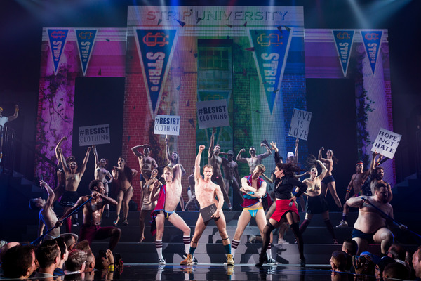Photos: Broadway Bares Goes Back to School at Strip U!