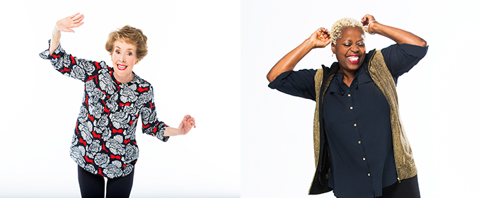 Georgia Engel and Lillias White to Take the Court in Paper Mill's HALF TIME Next Year