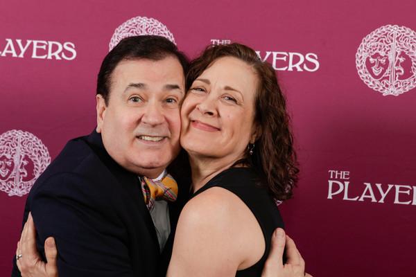 Leroy Reams and Karen Ziemba