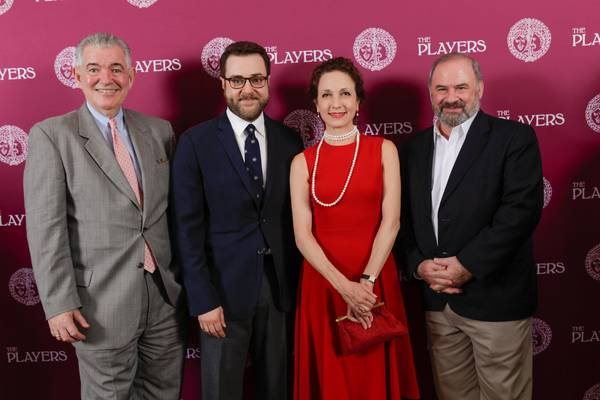 Photos: Bebe Neuwirth Honored with Helen Hayes Award at The Players