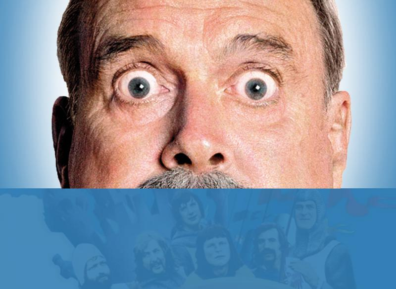 BWW Previews: JOHN CLEESE WITH A SCREENING OF MONTY PYTHON AND THE HOLY GRAIL  at Atlanta Symphony Hall