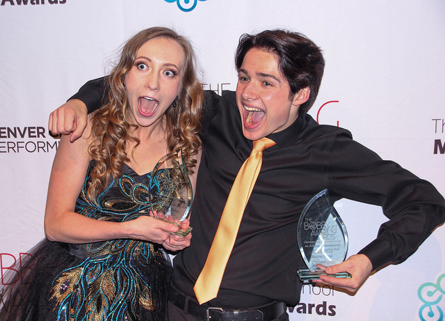 BWW Interview: Q&A with Bobby G Award Winners Elleon Dobias  and Austin Hand