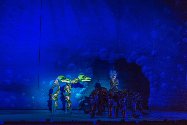 Photo Flash: First Look at Emma Degerstedt, Jason Gotay, Emily Skinner and More Making a Splash in Disney's THE LITTLE MERMAID at The Muny