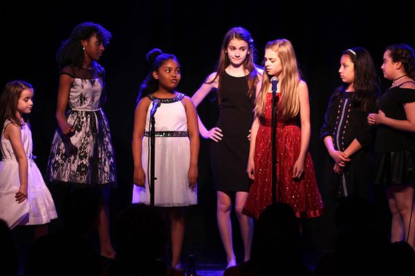 Chloe Loverro, Kayla Lavilette, Sienna Lynch, Rachael McVey, Iris Davies, Ana-Sofia R Photo