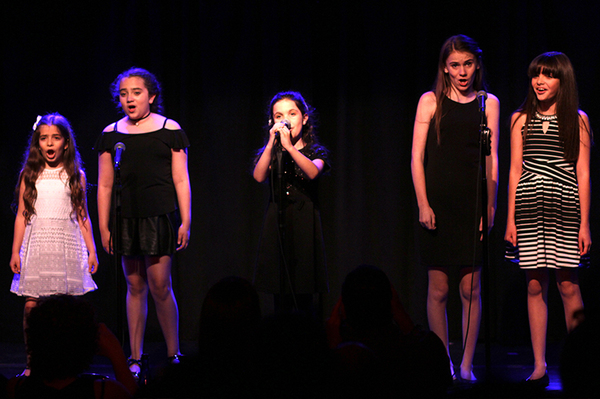 Photo Flash: The Cast of ANNIE WARBUCKS present Concert to Benefit Children's Aid Society