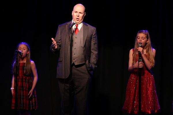 Aviva Winick, Todd Berkich, Iris Davies Photo