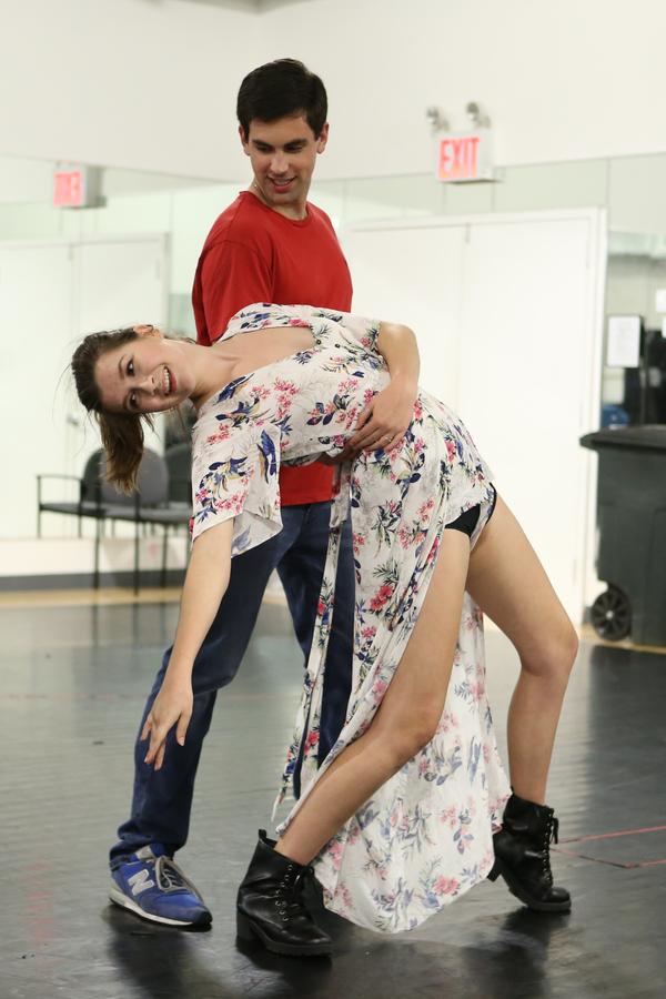 Emily Steinhardt and Jordan Rich Photo