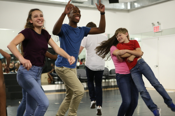Photo Flash: Broadway Dreams Hosts Weeklong Intensive with NYC Youth
