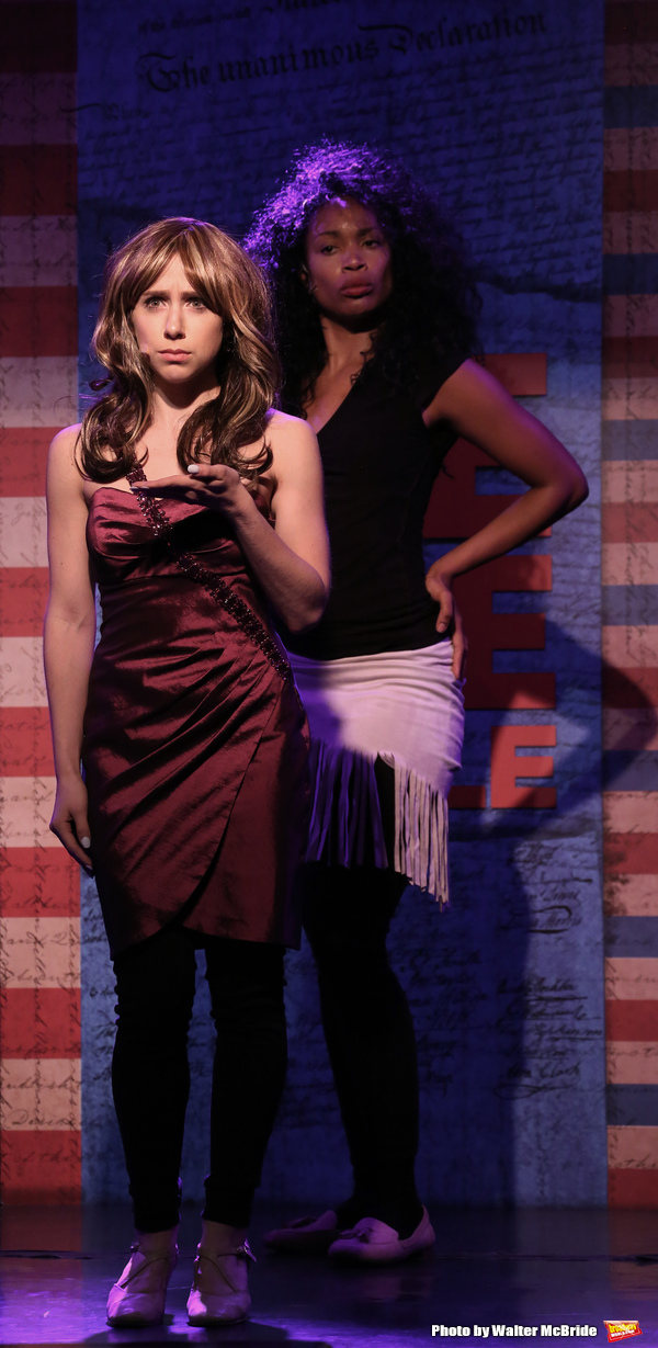 Mia Weinberger  and Aiesha Dukes
