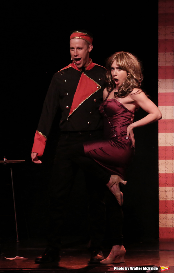 Mitchel Kawash and Mia Weinberger