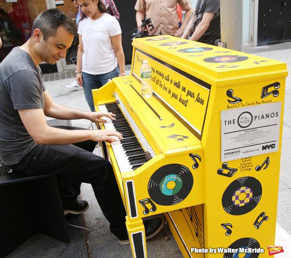 'Beautiful - The Carole King Musical' Piano