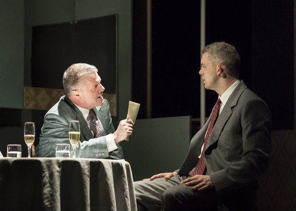 Nathan Lane and Russell Tovey