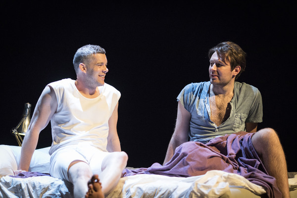 Russell Tovey and James McArdle