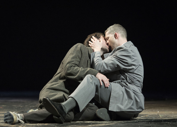 James McArdle and Russell Tovey