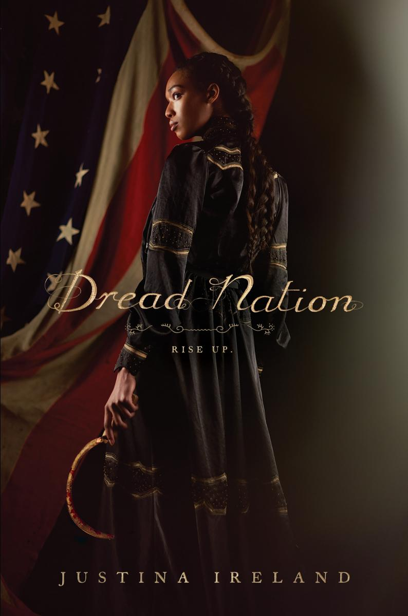 Cover Reveal DREAD NATION By Justina Ireland 20170629 on Poetry For Kids