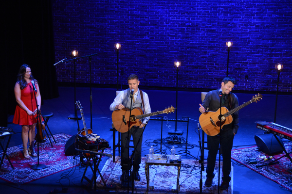 Photo Coverage: Byrne and Kelly Play the Loreto Theatre at The Sheen Center