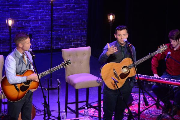 Neil Byrne and Ryan Kelly