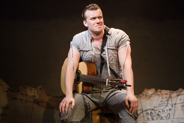 Photo Flash: First Look at Tim Rice's BLONDEL at Union Theatre