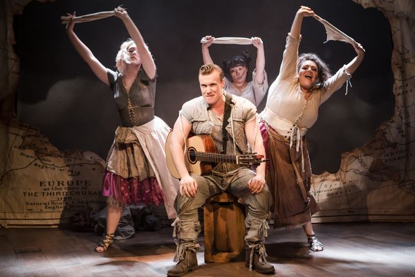 Photo Flash First Look At Tim Rice S Blondel At Union Theatre