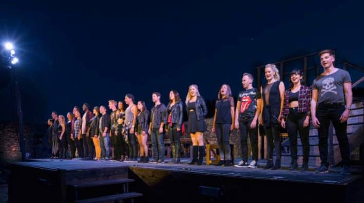 BWW Review: Transcendence Theatre's BROADWAY UNDER THE STARS Presents Another Stellar Openin'