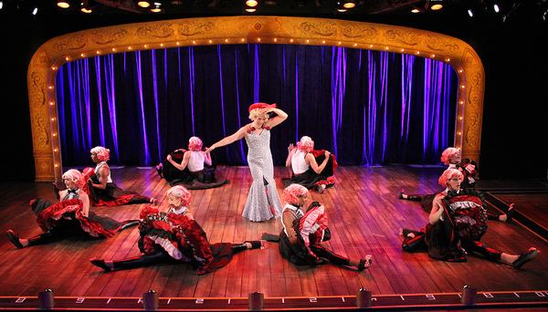 Photo Flash: First Look at Cortland Rep's LA CAGE AUX FOLLES