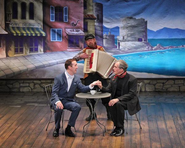 Brian Runbeck, Joel Gelpe, and Joel Gelpe Photo